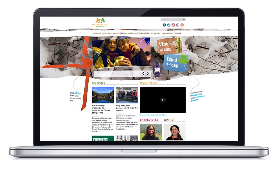 Web del MEGC
